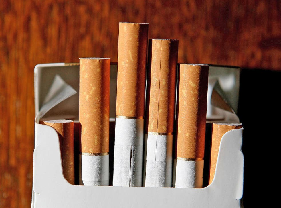 Public Health England has said that the evidence in favour of plain packaging is 'irrefutable'