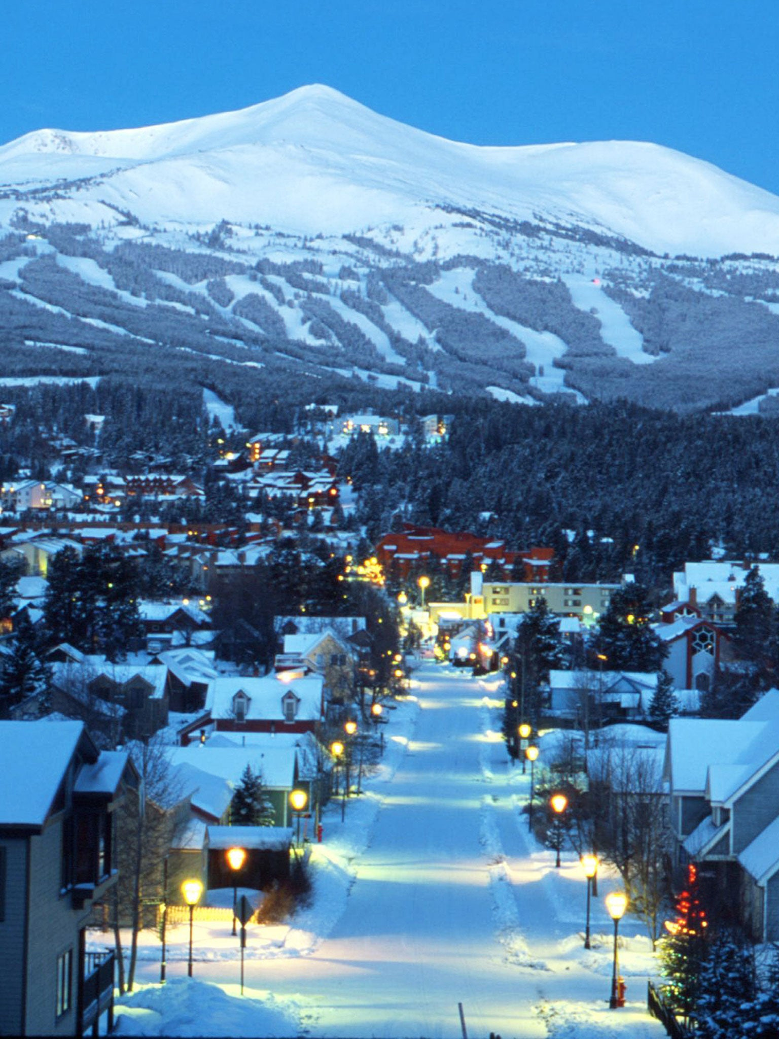 Match Events Breckenridge Singles Ski Week