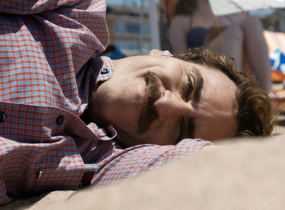 Love at first byte: Joaquin Phoenix falls in love with a software package (Scarlett Johansson) in Her