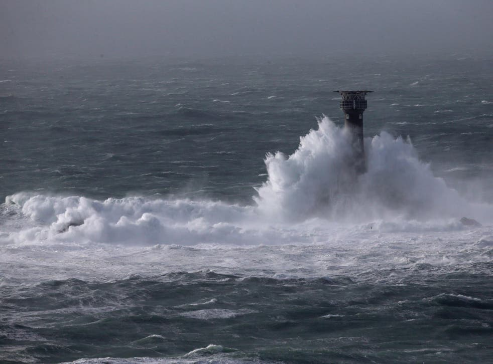 The Met Office wants the public to think of names for storms in the UK and Ireland
