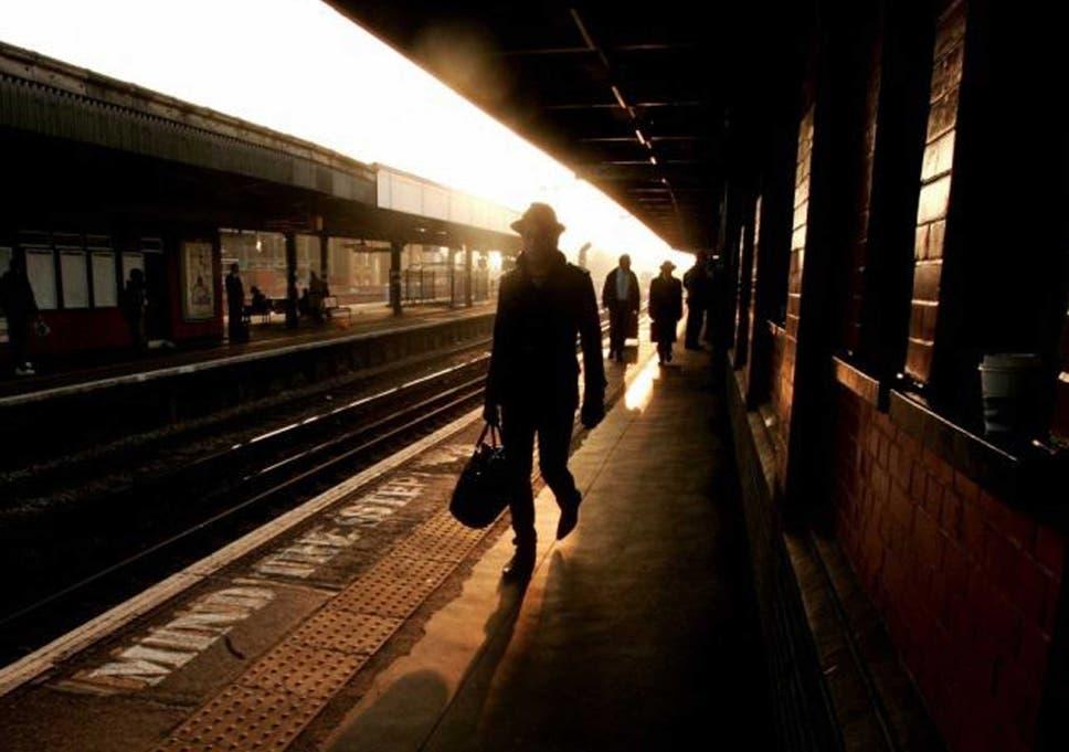 Commuter dating app