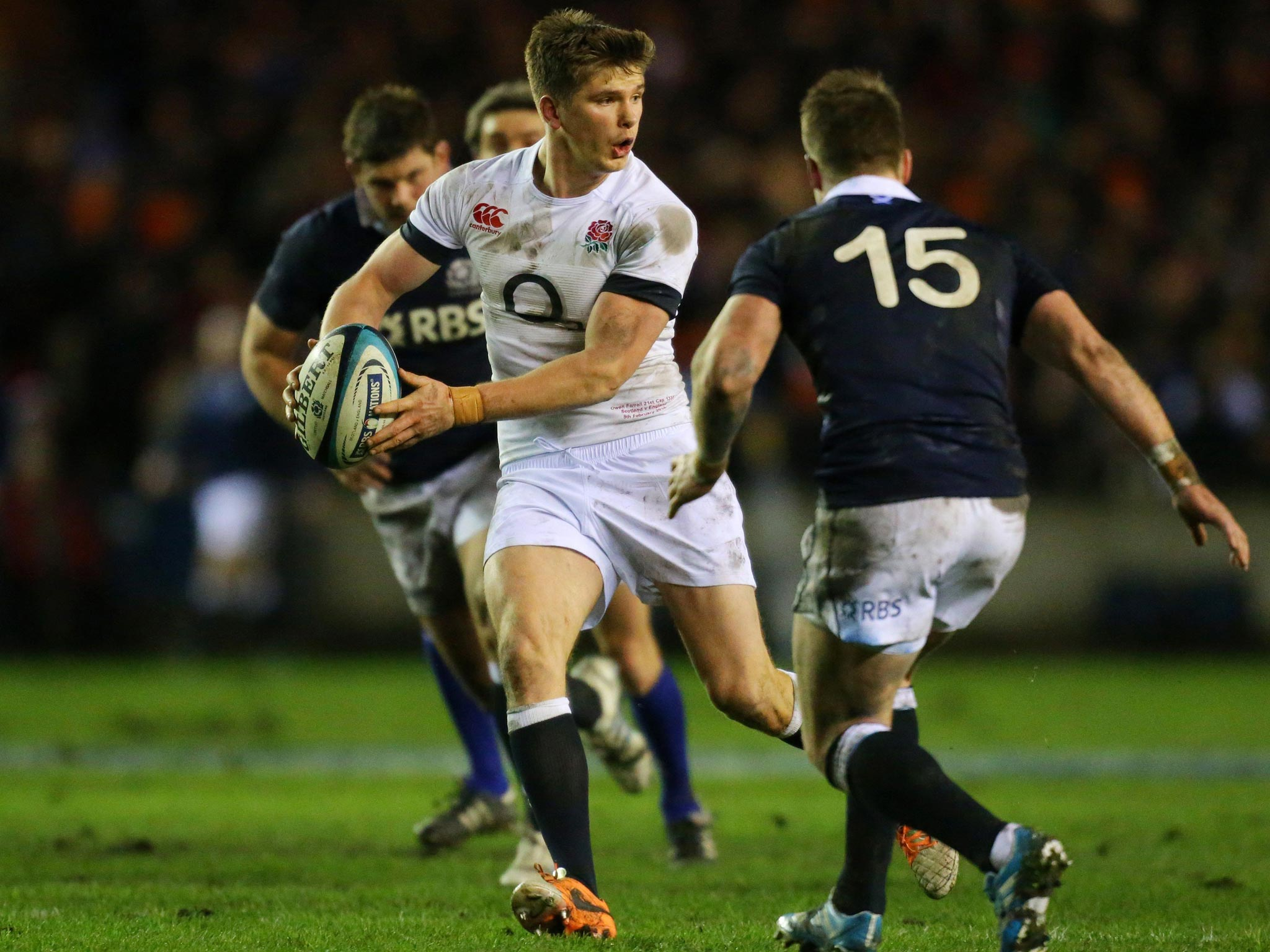 Six Nations 2014: I learnt much from Irish legends, says