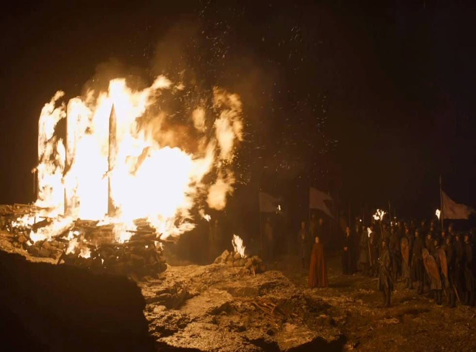 Game of Thrones returns to our screens in April