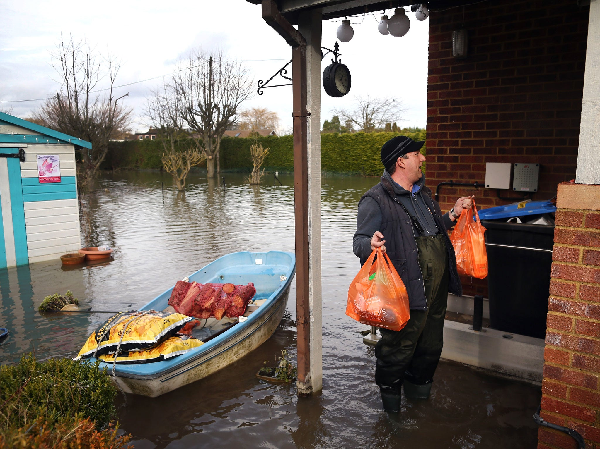 Why do we insist on building on flood plains? | The Independent