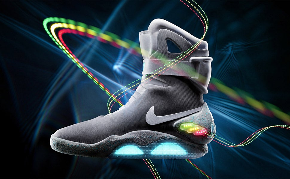 Power laces coming to a Nike Mag