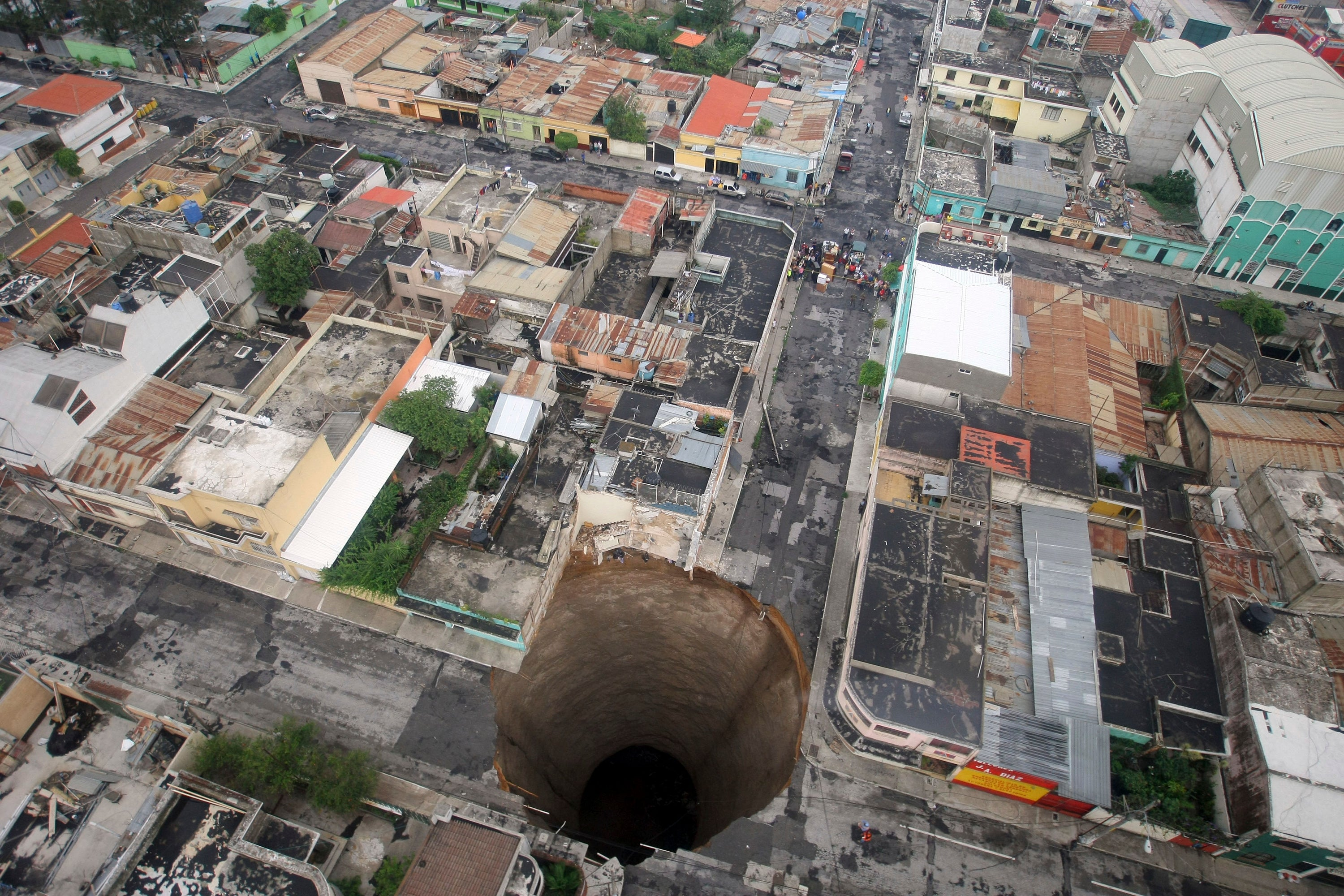 What are sinkholes, how do they form and why are we seeing so many ...