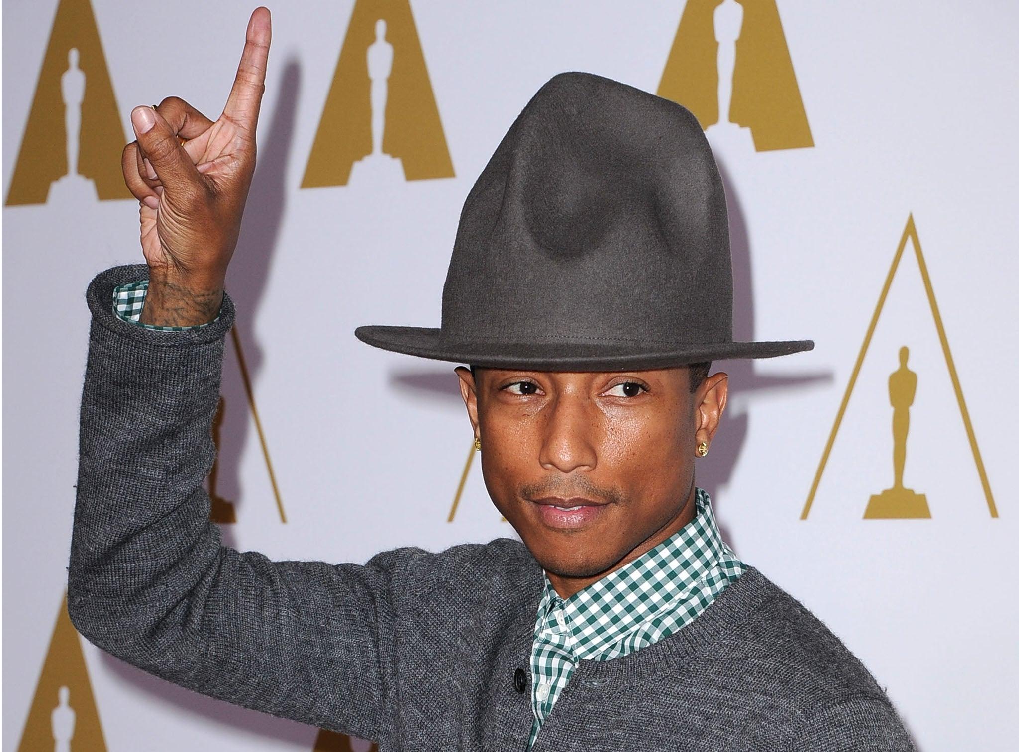 Pharrell williams vampire