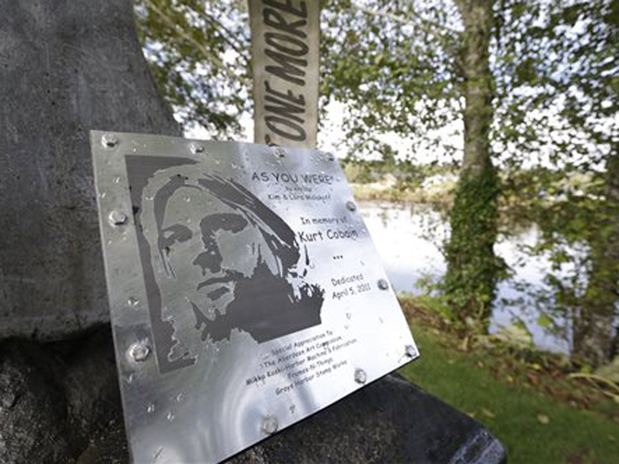 A town like Nirvana: Washington's Aberdeen is honouring its most famous son with its first annual Kurt Cobain Day