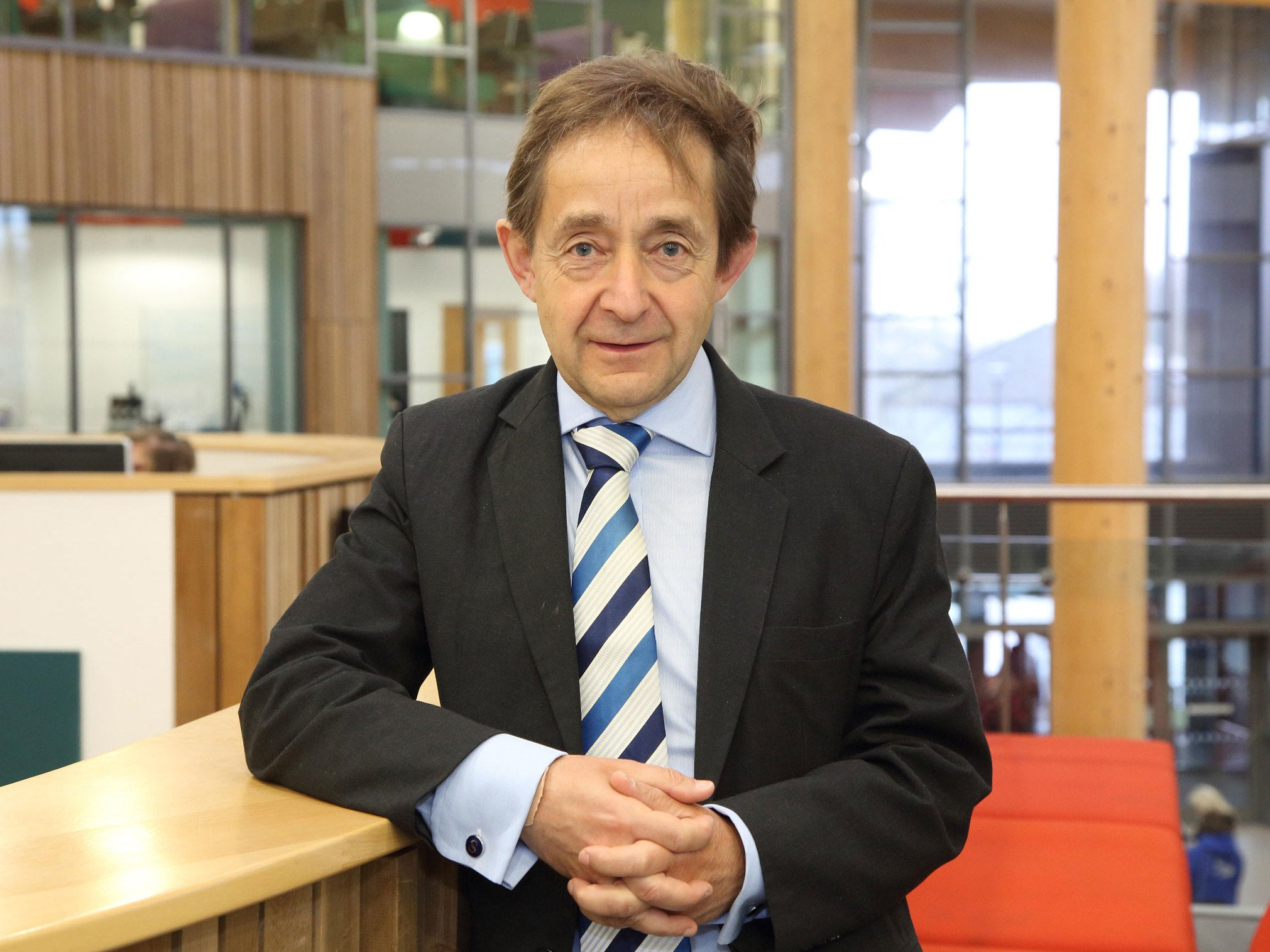 Sir Anthony Seldon: Historian says test obsession wrecks education