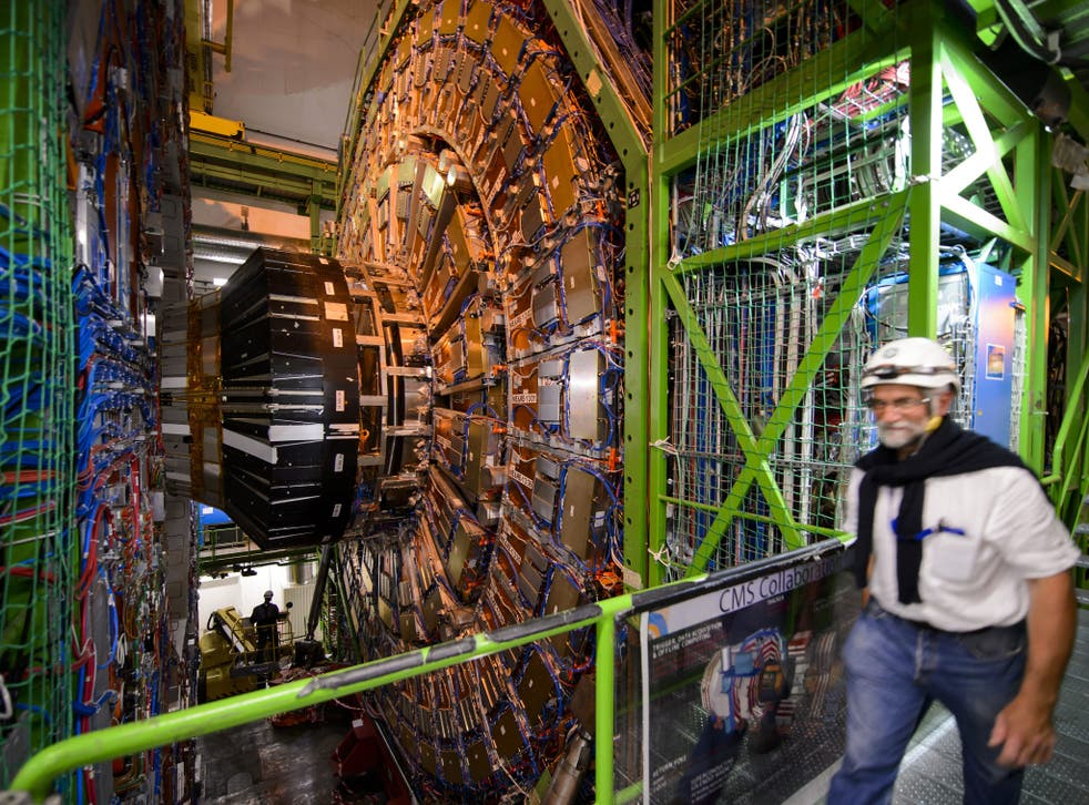 The Large Hadron Collider in Geneva has been successful in its research