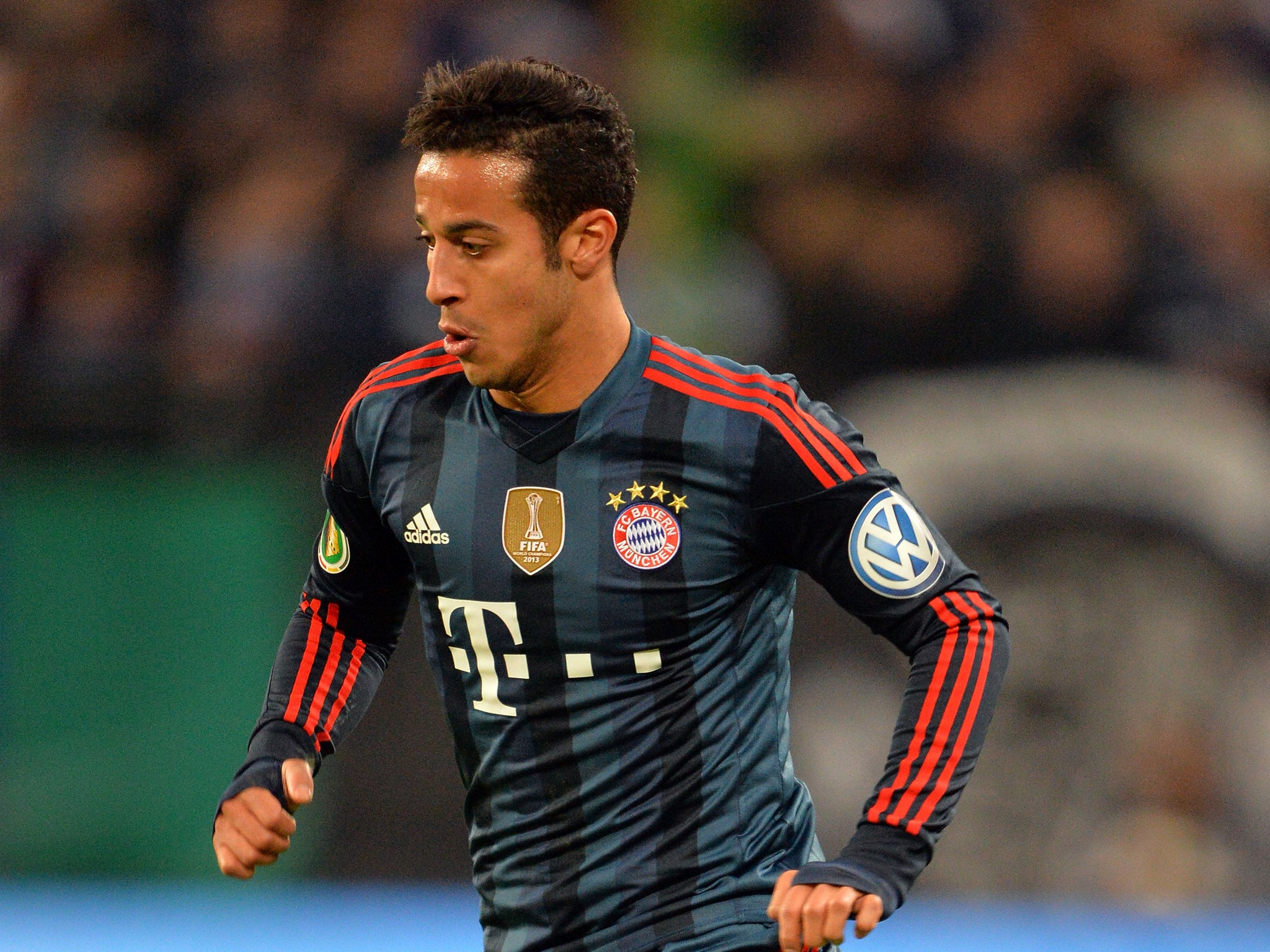 Arsenal 0 Bayern Munich 2: Arsene Wenger remains optimistic