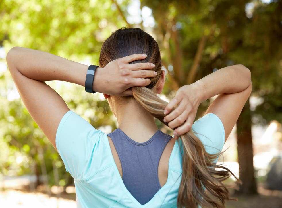 The FitBit Flex (pictured) is one of the many pieces of wearable tech focusing on fitness and health