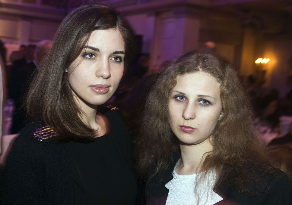 Date Russian Girl Russia's Female Punk Band Protesters Jailed For Two Years