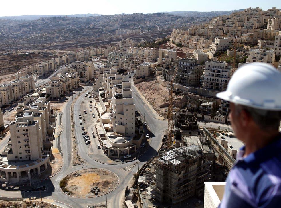 Jerusalem's municipal planning committee authorised 243 new housing units in Ramot, a municipal spokeswoman said