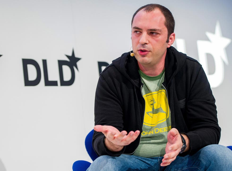 Jan Koum chose to sign the Facebook deal near the Social Services office where he used to collect food stamps