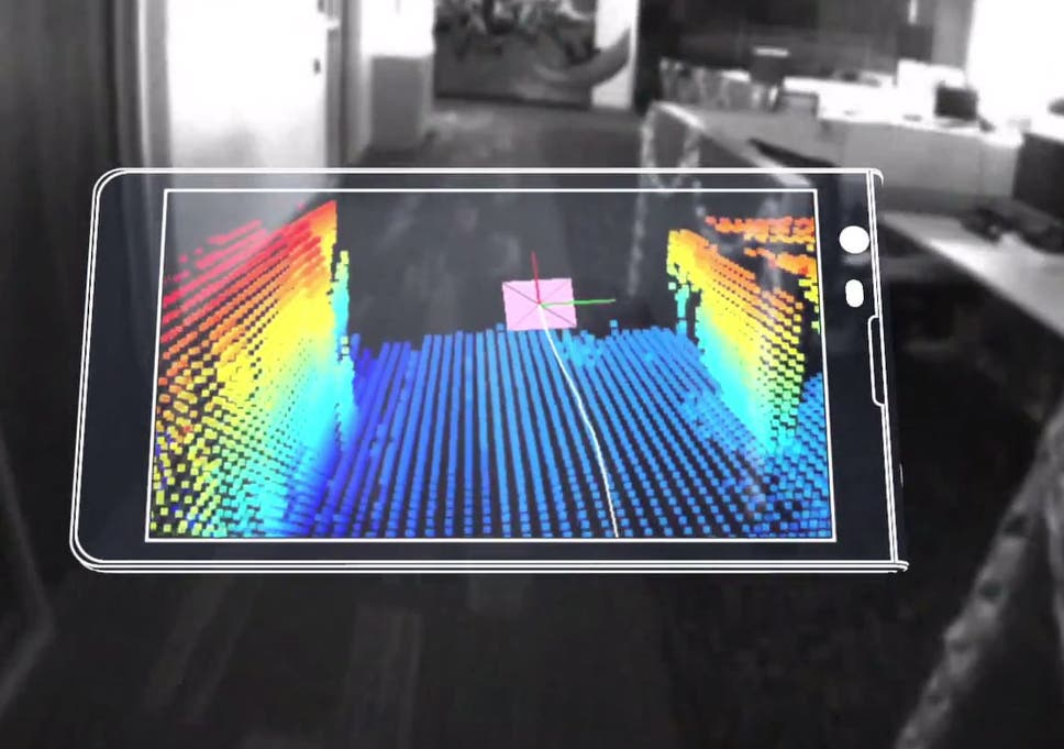 Google puts a Kinect motion sensor in your smartphone to understand