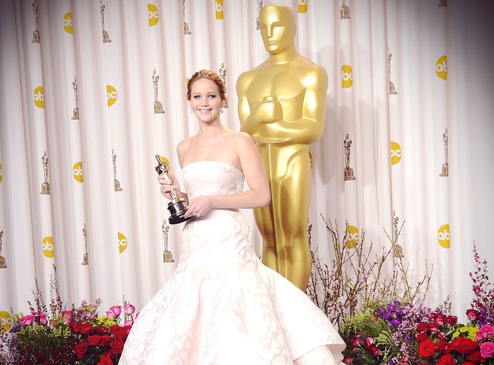Should last year's Oscar winner Jennifer Lawrence miss out in 2014, she will find consolation in an extravagant $80,000 goodie bag