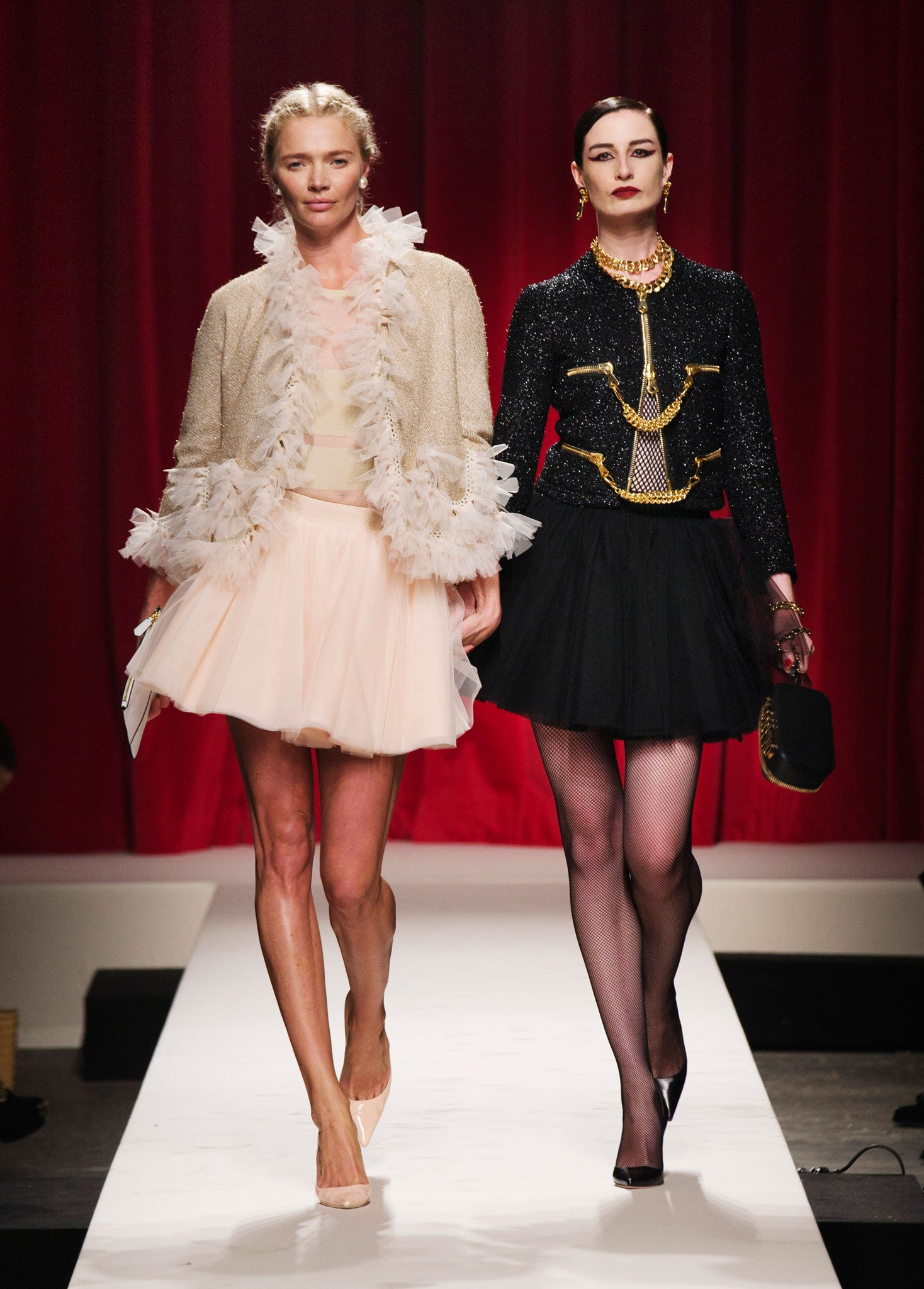 548137557200d Moschino 30 years on: Italy's most light-hearted label enters a new era