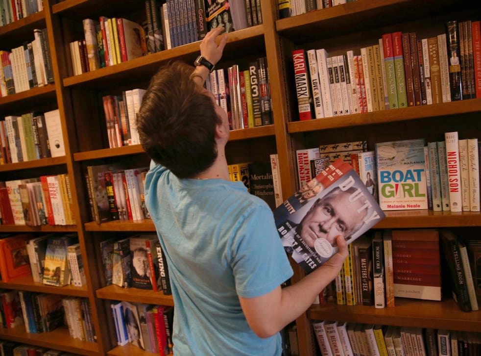 A new report has highlighted the dire state bookshops are in