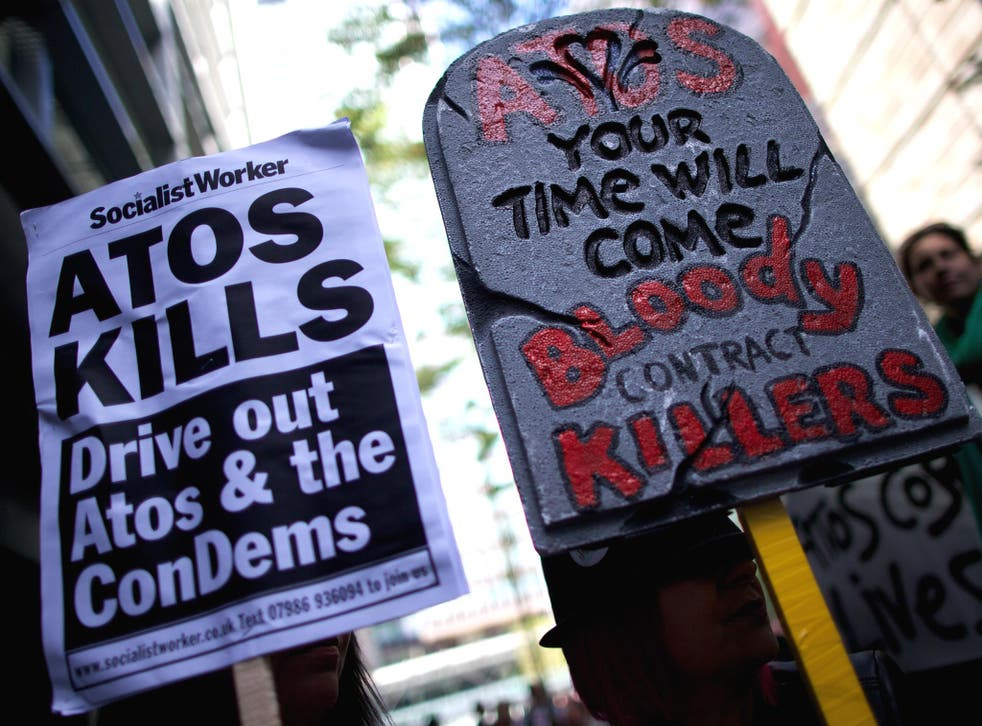 Atos has regularly come under fire over the assessments