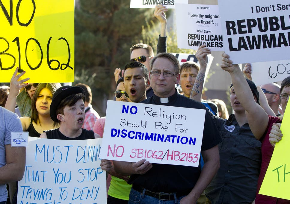 Arizona new law on homosexuality