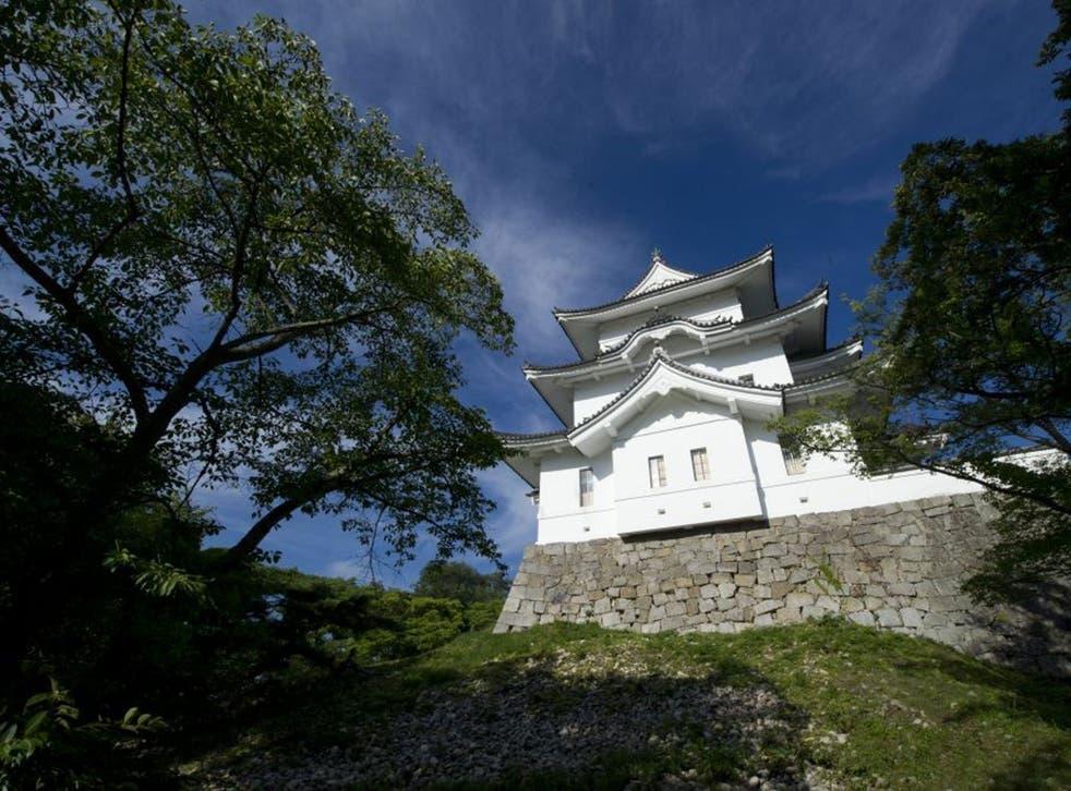 The 'White Phoenix' castle