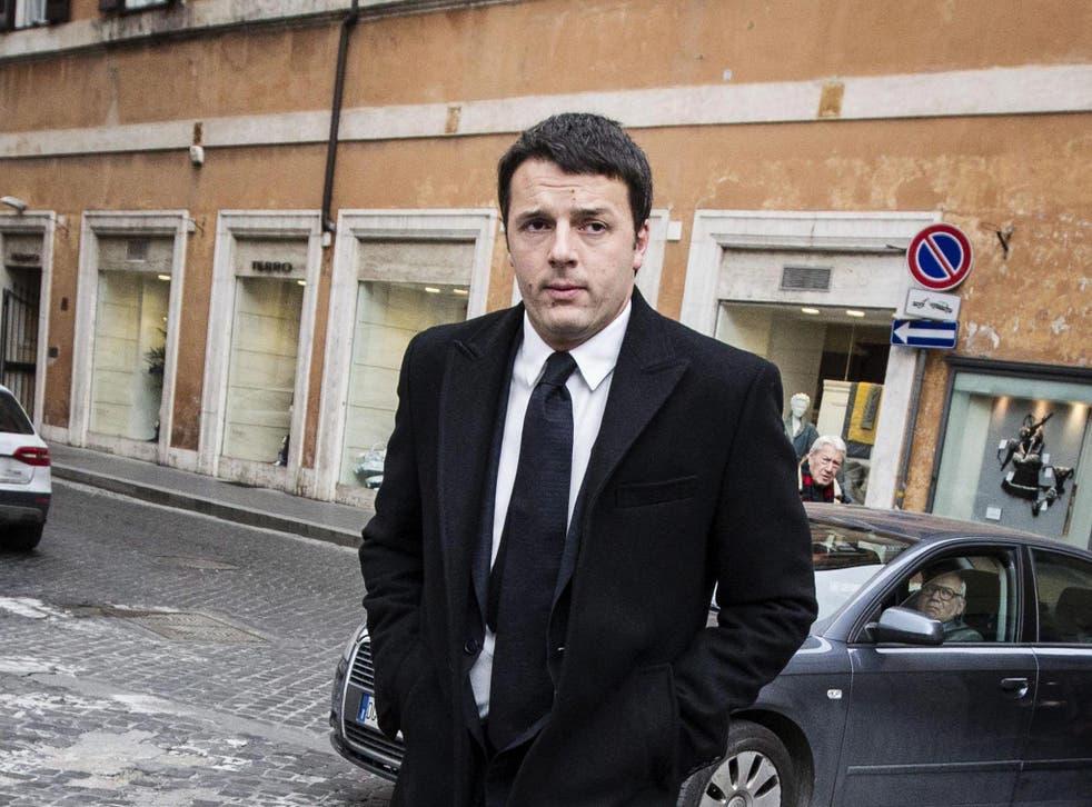 Matteo Renzi must tackle a weak economy as premier