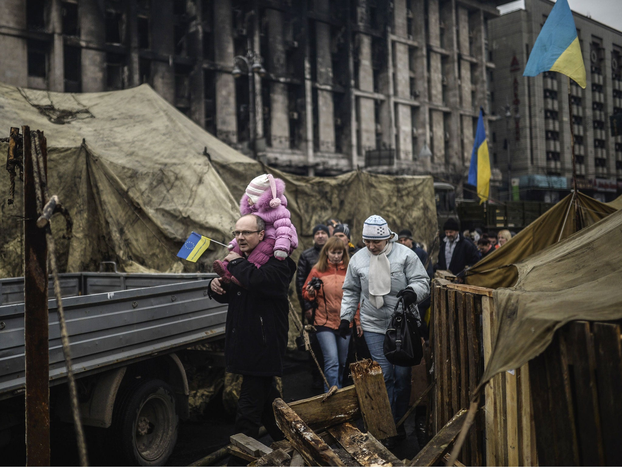 Ukrainian party alternative hole