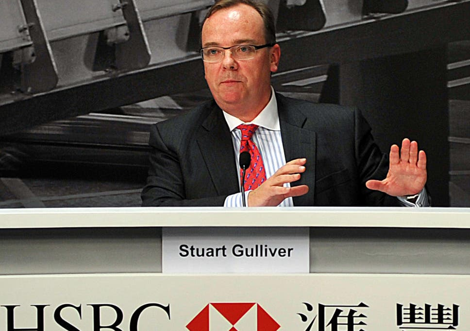 HSBC Stuart Gulliver to get 70% pay rise - taking his salary to £4 2