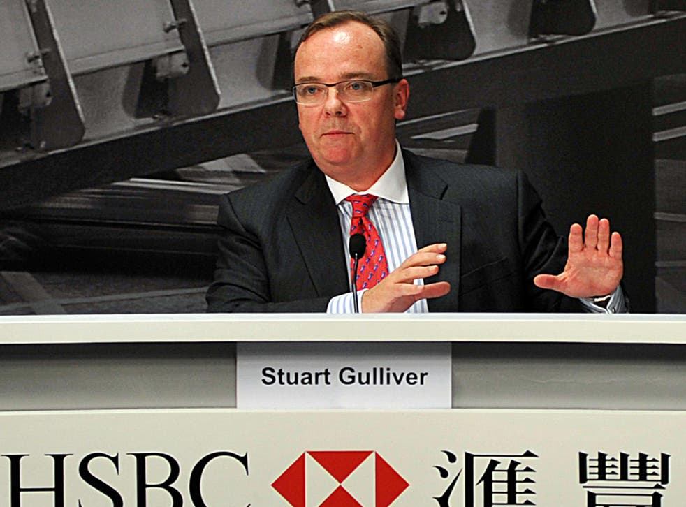 An HSBC spokeswoman told Reuters that the bank account was set up in 1998
