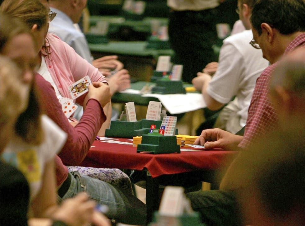 Fair play: a bridge tournament in Brighton