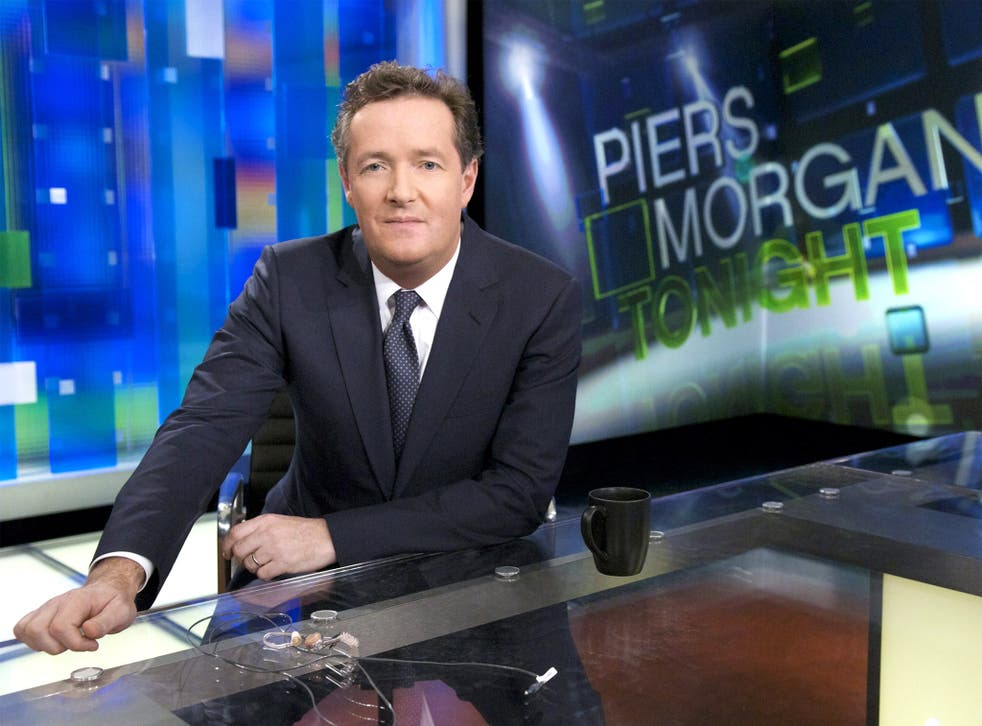 Morgan has frequently debated gun control during the three-year running of Piers Morgan Live