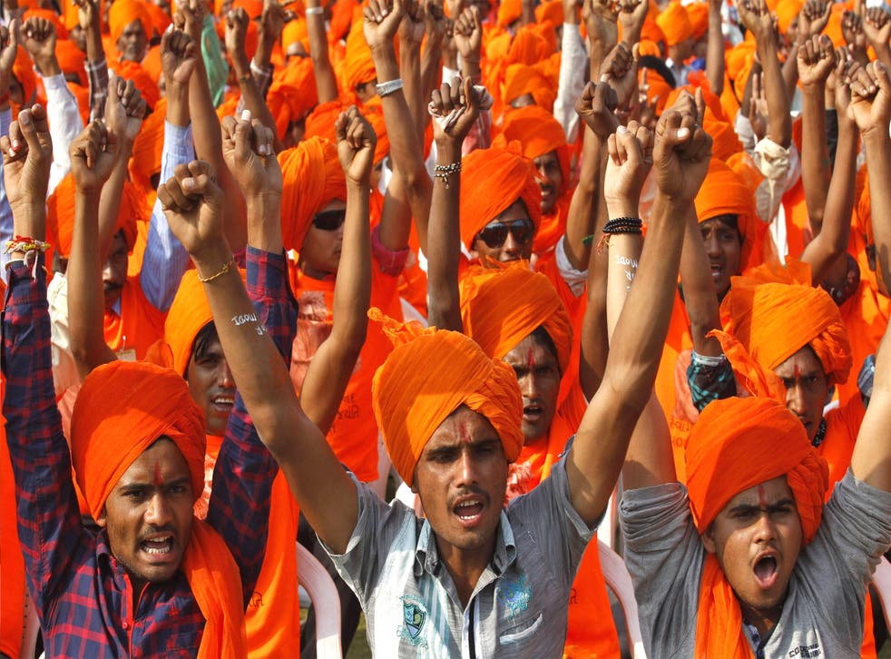 Hardline Hindus: Liberals in India complain of feeling pressure about their freedom of expression as religious groups flex their muscles