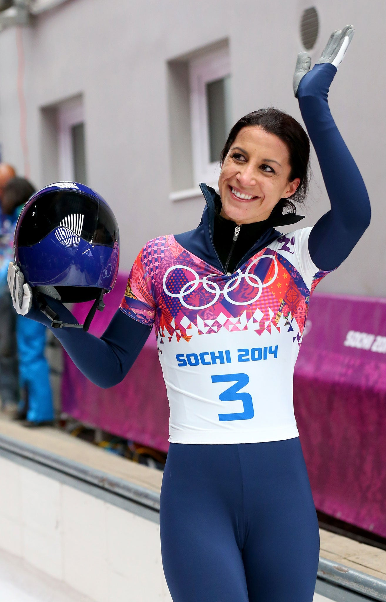 Olympian Shelley Rudman's mother Josie is a supermom forecast