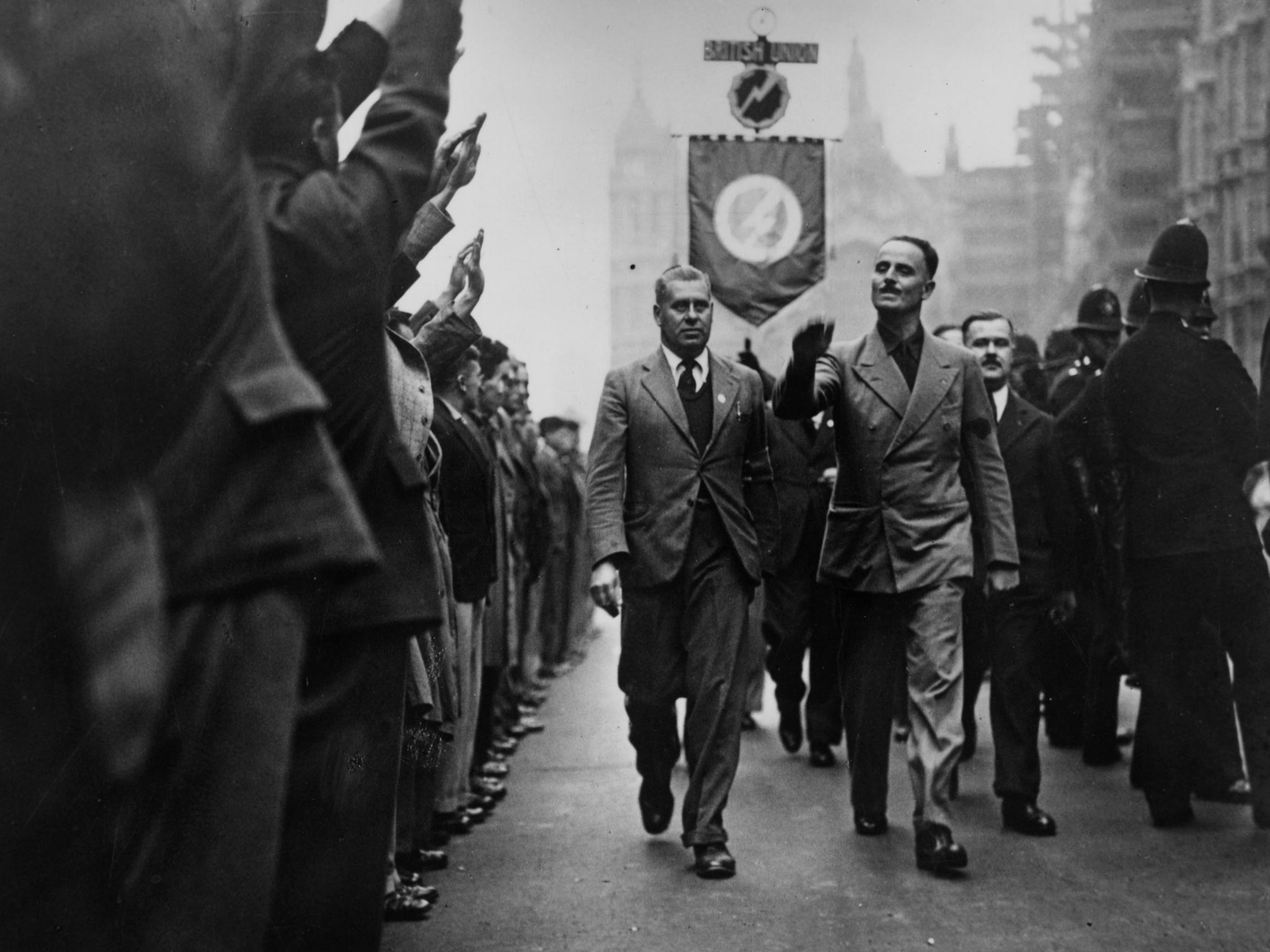 Revealed: How MI5 infiltrated Britain's wartime Nazi spy network ...