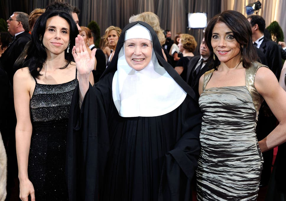 Oscars 2014: 'And the nun's vote goes to   ' Just who are