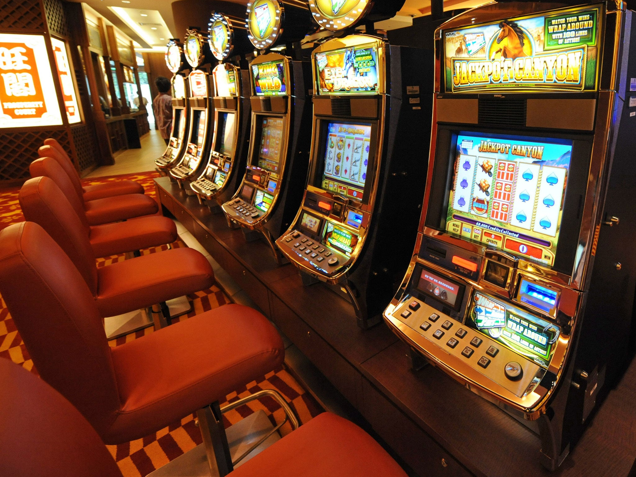 Vegas Slot Machines