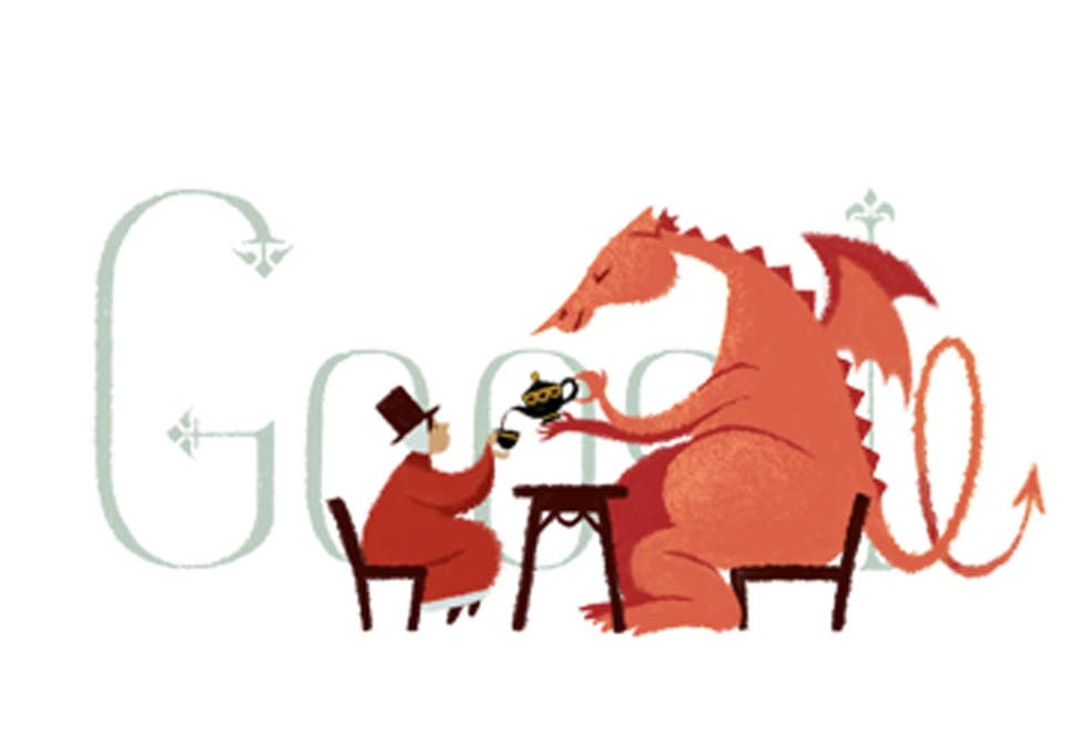 Happy Saint David\'s Day!: Google Doodle marks the patron saint of ...