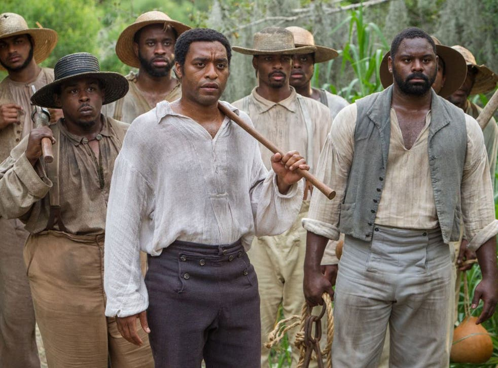 Critic was apparently expecting musical numbers from 12 Years a Slave