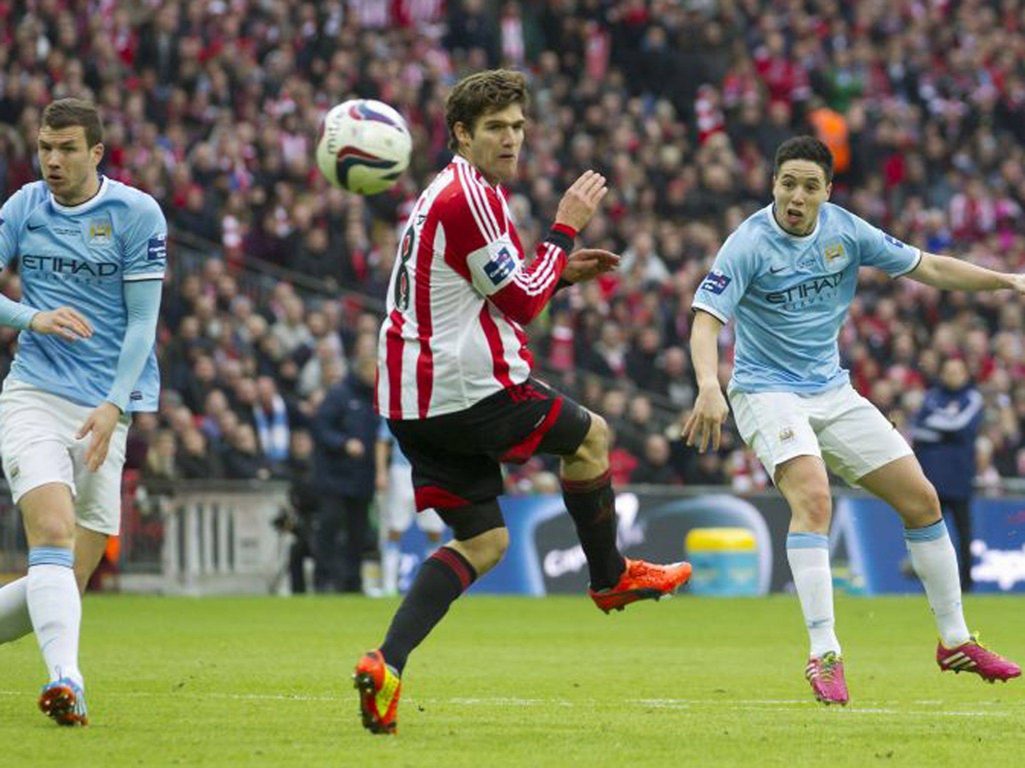 Manchester City 3 Sund...