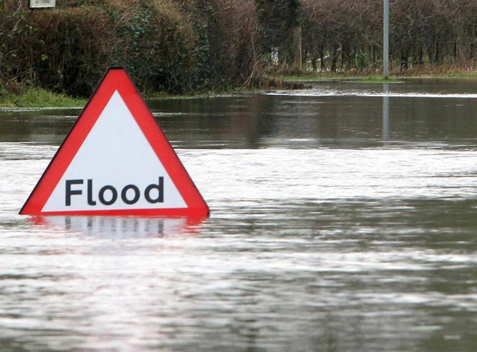 Damage costs caused by devastating floods are expected to rise five-fold in Europe by 2050, say scientists