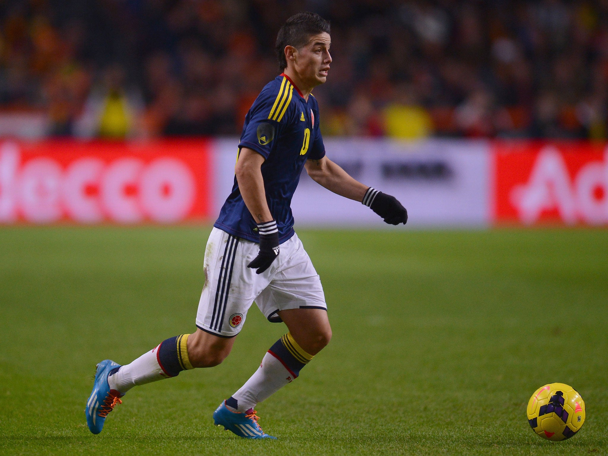 World Cup 2014: Player profile - who is James Rodriguez, the Colombia attacking midfielder?