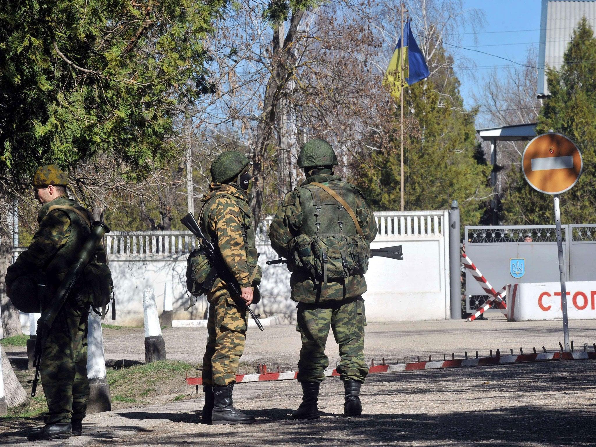 Ukraine crisis: How do you solve a problem like Crimea? | The