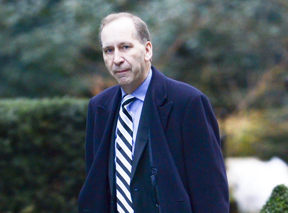 Patrick Rock, senior adviser to David Cameron