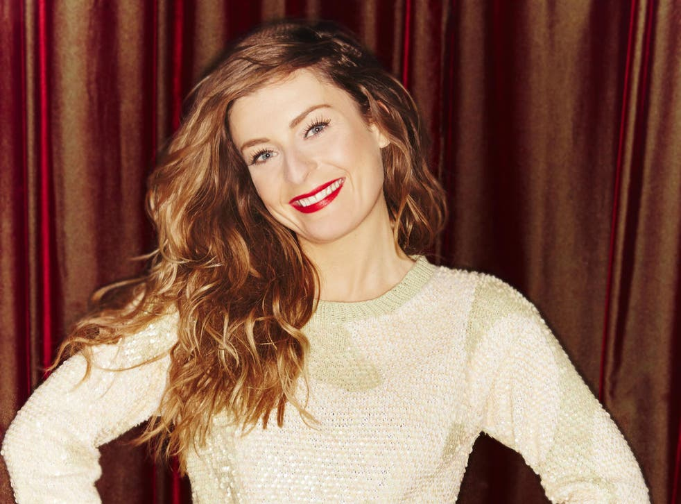 Molly will be representing the UK at this year's Eurovision Song Contest