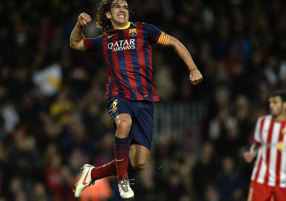 Barcelona club captain Carles Puyol has confirmed he will be leaving the  club at the end 6ae7e7795