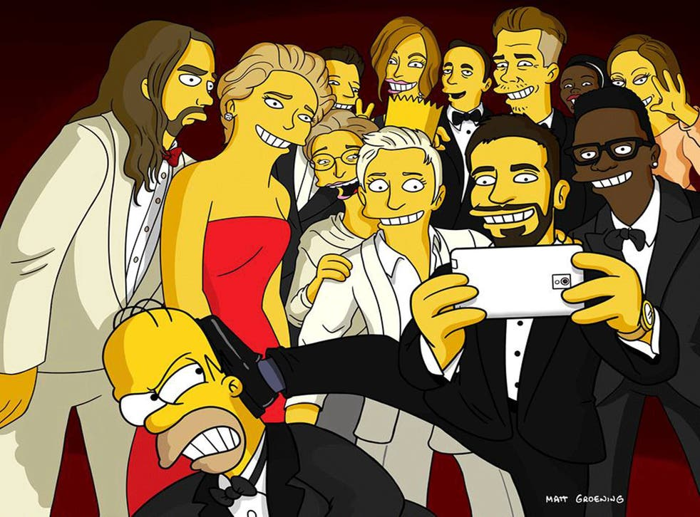 In case you ever wondered what Meryl Streep would look like as a Simpson