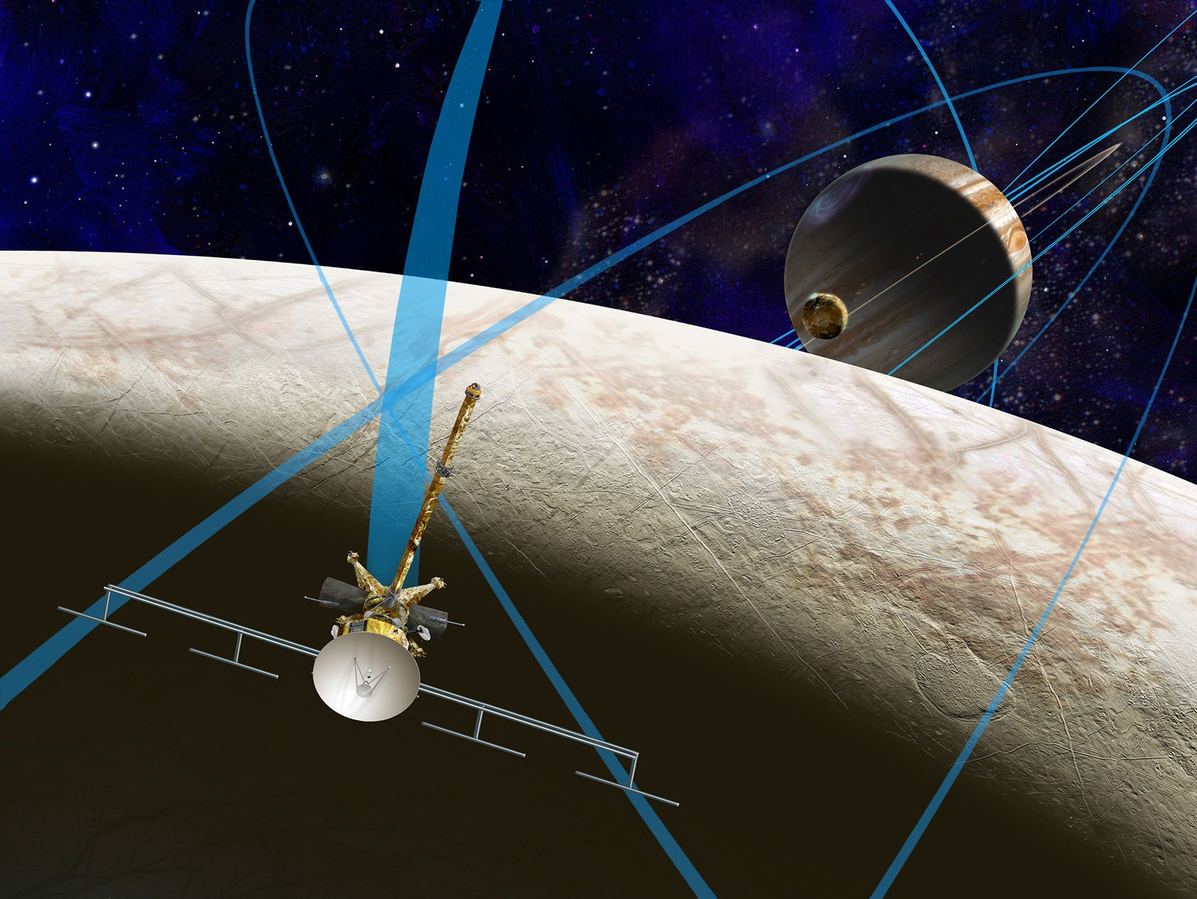 Nasa sets aside $25 million for instruments necessary for the 'search for life beyond Earth'