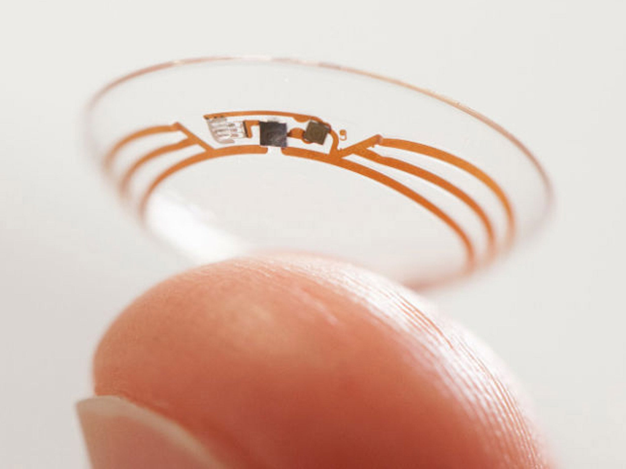 Google Lens: 'Avalanche' of patent filings show Google is eyeing up smart contact lenses