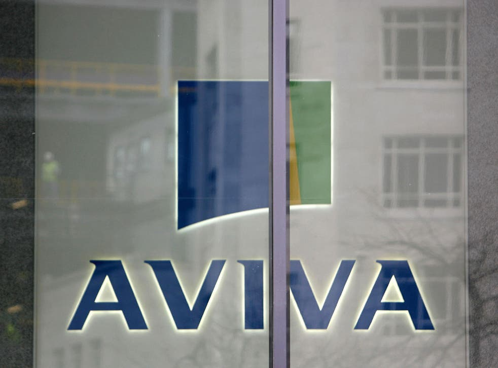 Aviva said it could not a give a time frame for when the suspension would be lifted